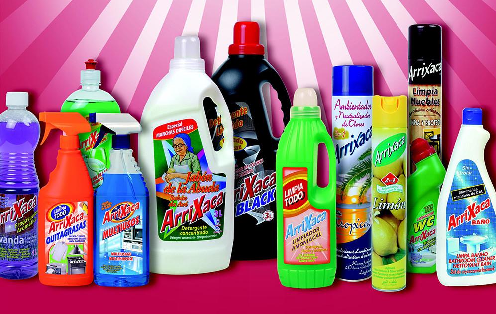 Productos de limpieza for Productos de limpieza para cocina
